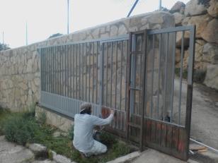 Pintores - Esmaltado de puertas y ventanas